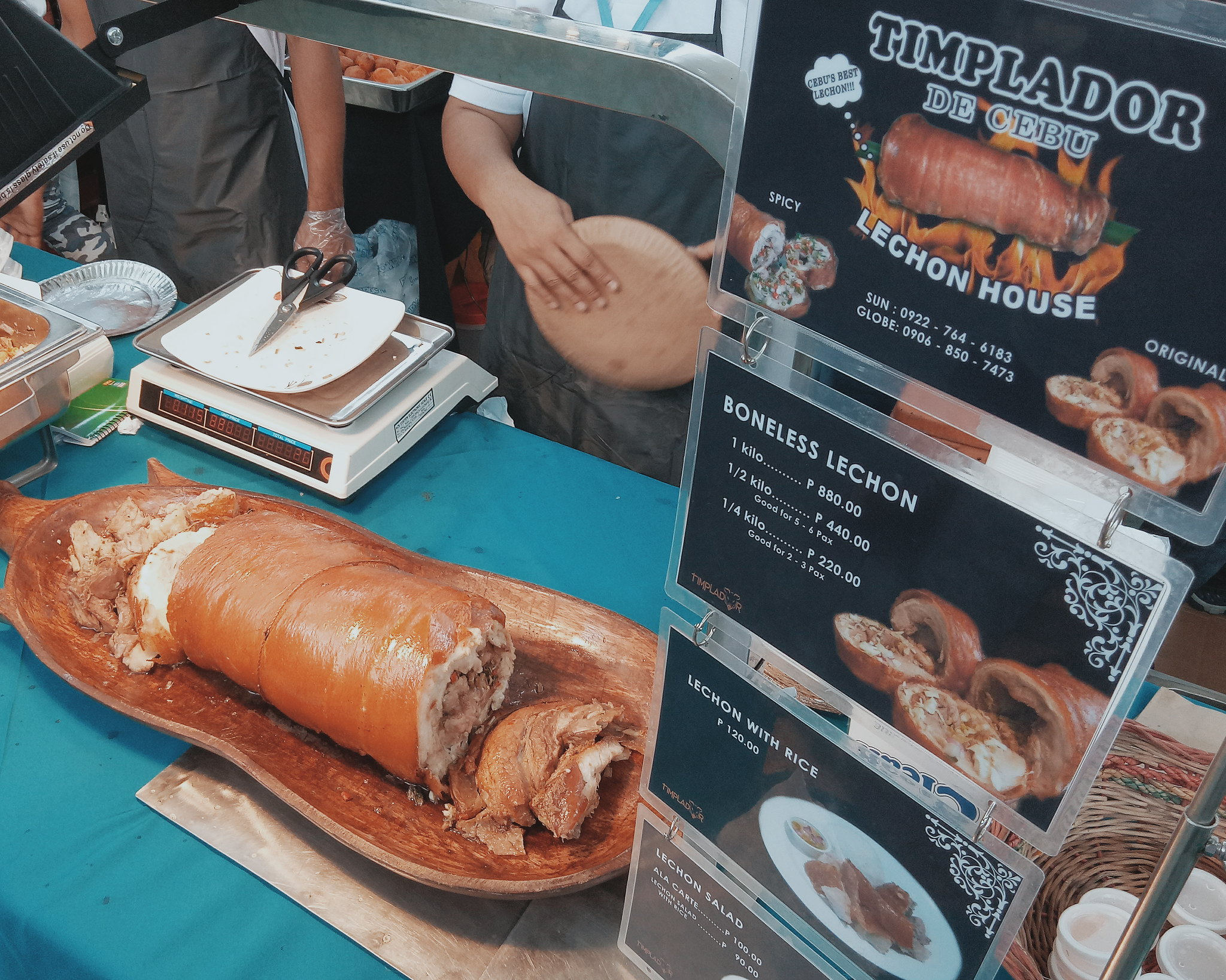 The SM Hypermart Street Food Festival 2017 #SMFF2017