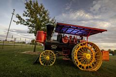 Harrison Machine Works Steam Engine