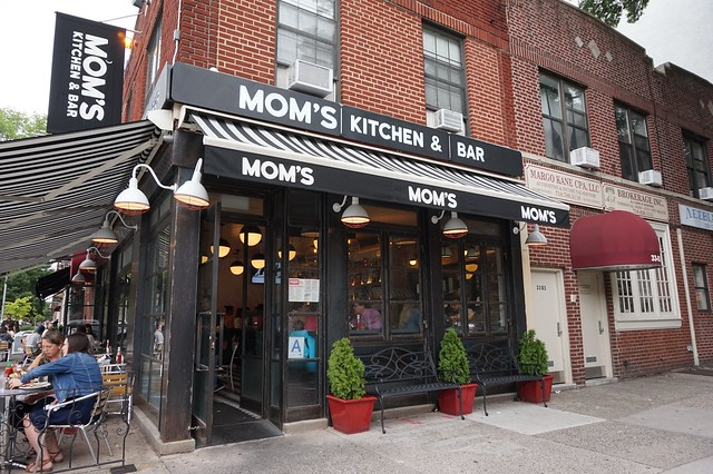 Brunch at Mom's Kitchen in Astoria