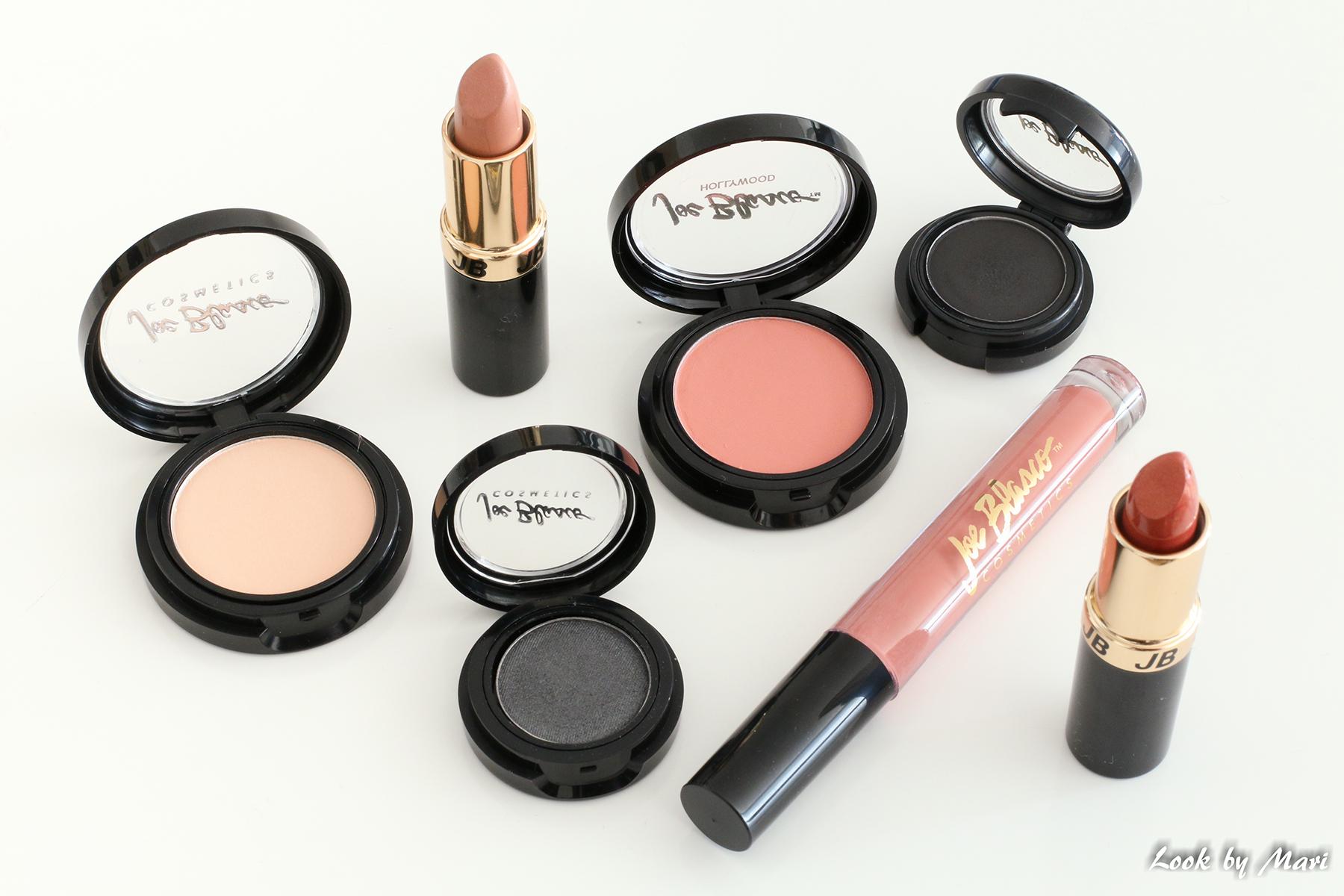7 joe blasco syksy 2017 trendi meikki kokoelma kokemuksia tuotteet blogi
