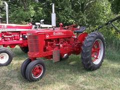1949 Farmall type M tractor