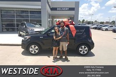 #HappyBirthday to Cameron from Rubel Chowdhury at Westside Kia!