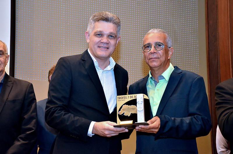 FERNANDO VIRGILIO (SENAC) E MARCUS CESAR