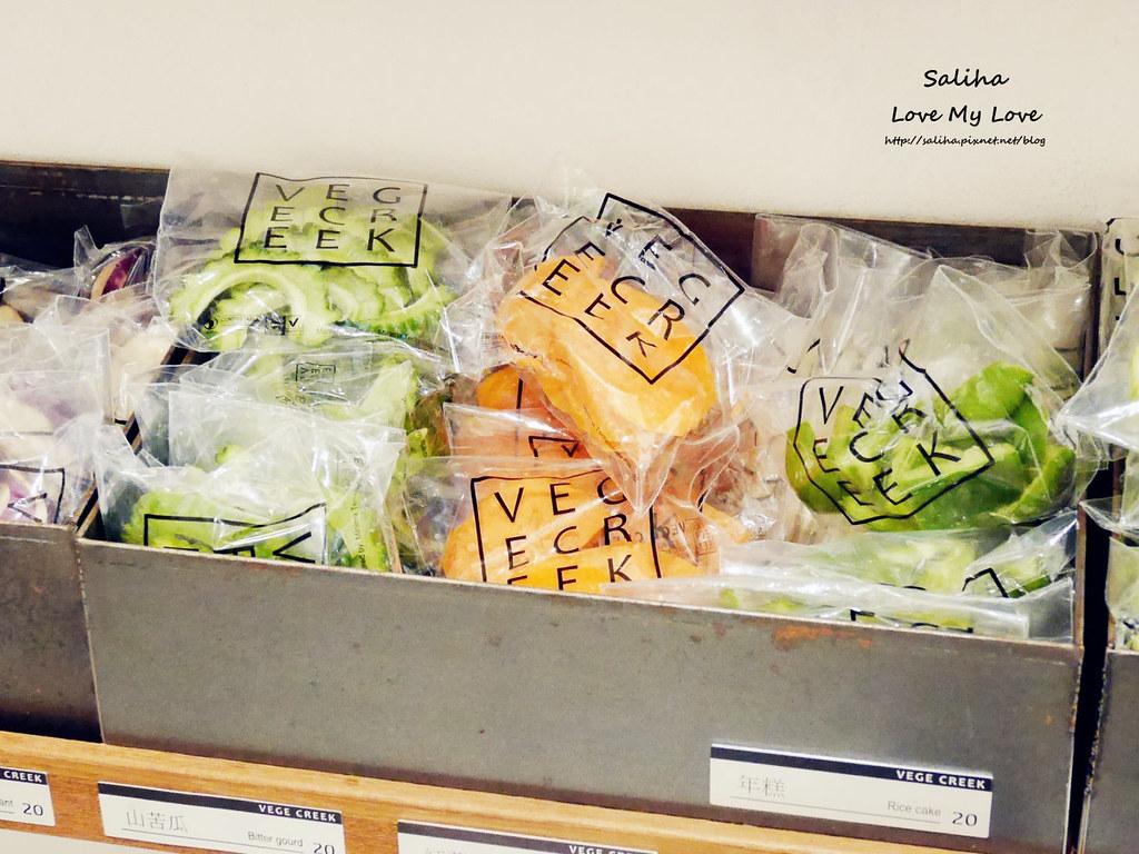 台北東區國父紀念館站附近素食餐廳推薦VEGE CREEK 蔬河 (8)