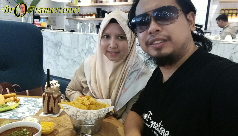 Lunch di Delicious Cafe, One Utama