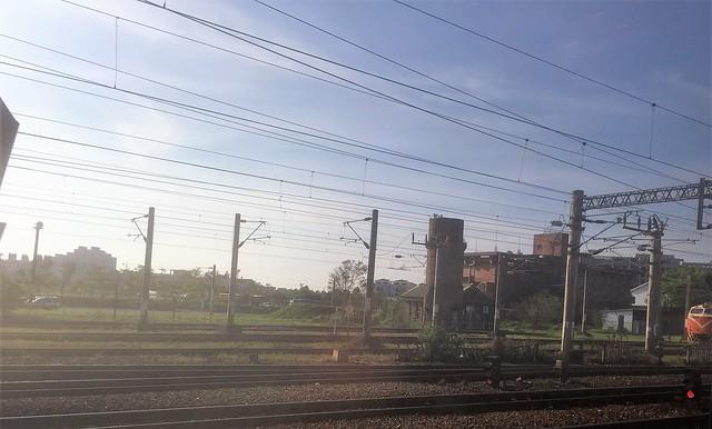 搭乘普悠瑪火車 (5)