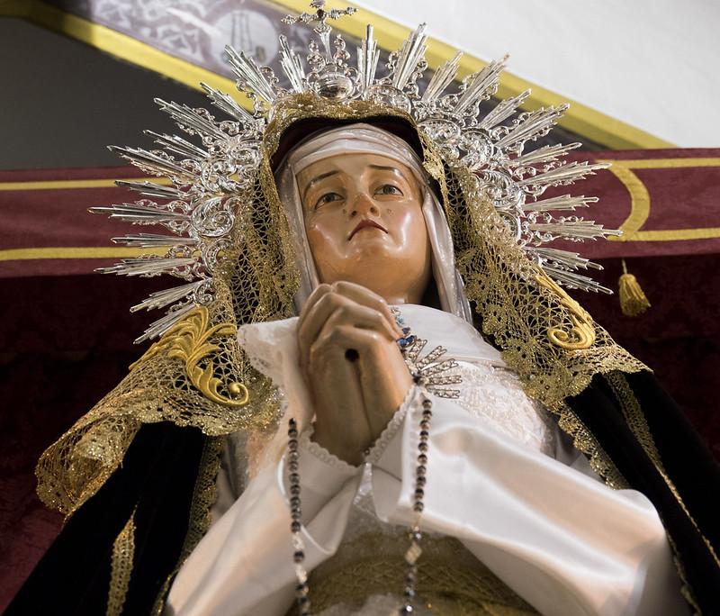 13-9-2017 - Triduo en honor a nuestros sagrados titulares Parroquia Ntra. Sra. del Carmen