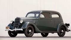 1935 Ford Tudor Sedan V8