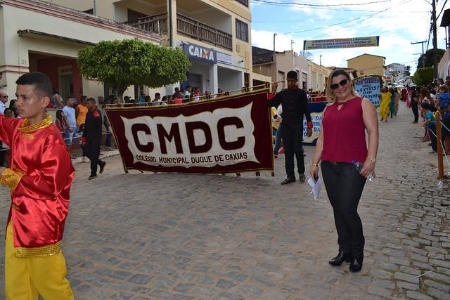 Desfile Cívico Iguaí parte - III