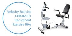 Best Recumbent Exercise Bike : Velocity-Exercise-CHB-R2101-Recumbent-Exercise-Bike