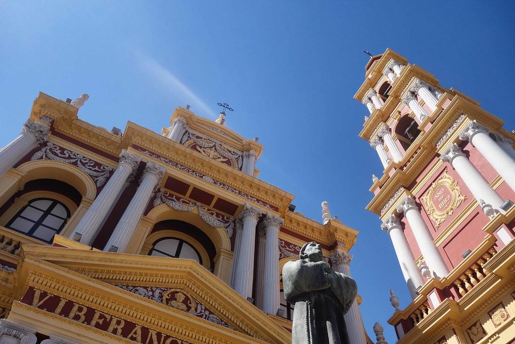 Salta - Iglesia San Fransisco 2