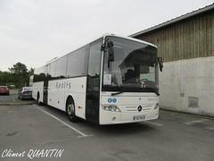 MERCEDES-BENZ Intouro M - 083377 - Keolis Gironde - Photo of Salaunes