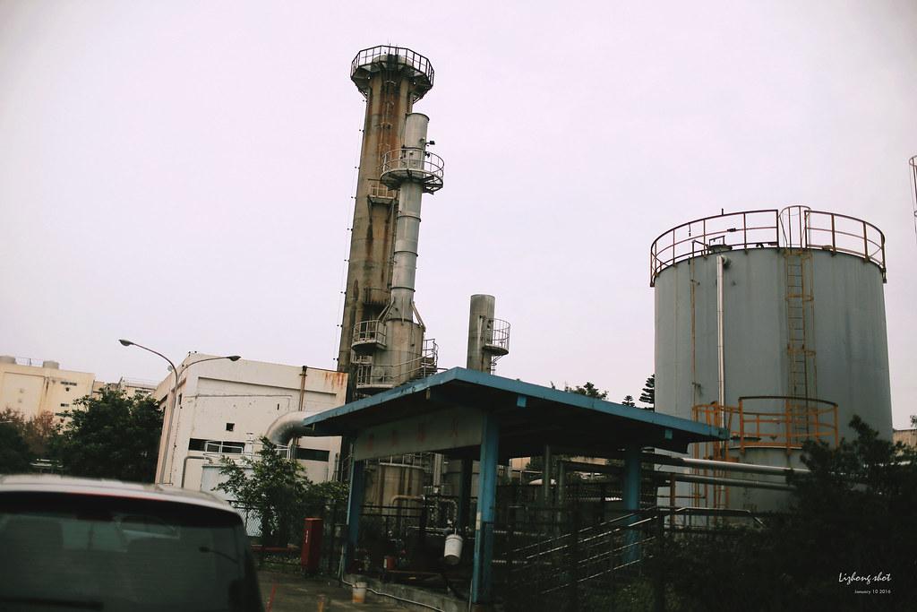 林口觀光工廠遊記
