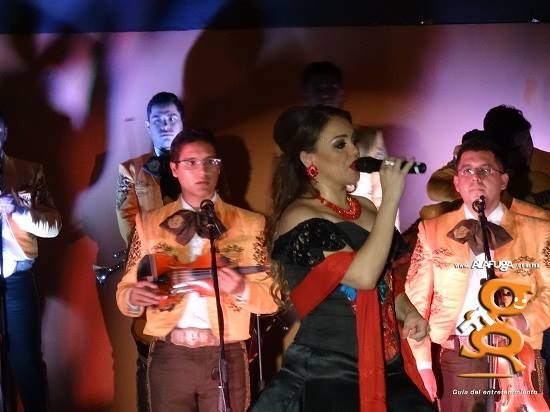 Dulce Maria Castro - La Kristera Real - Guadalajara, Jalisco, México. (2017-09-16)