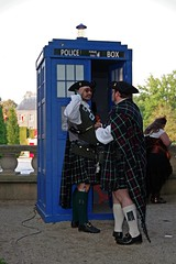 Time And Relative Dimension(s) In Space - Tardis