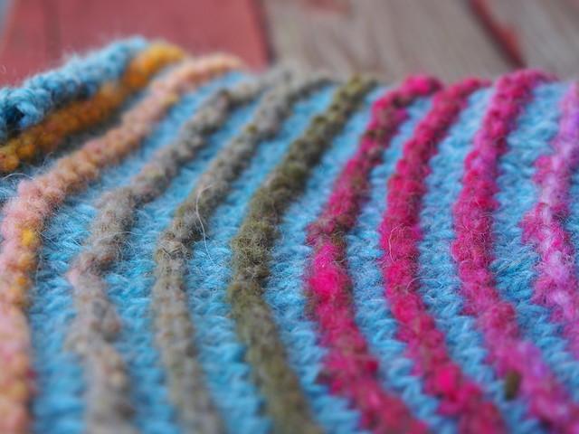 Color + Texture.