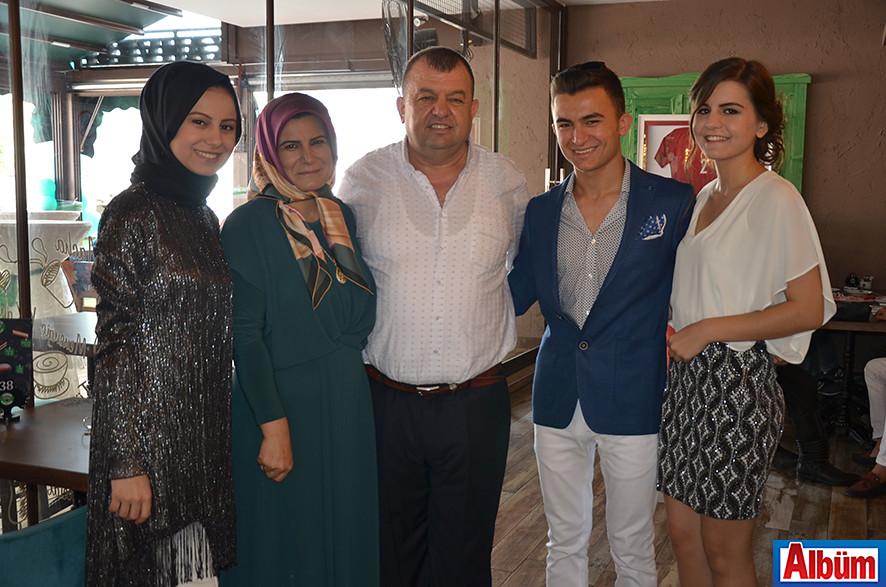 Banu Bozkurt, Fatma Bozkurt, Kemal Bozkurt, Salih Bozkurt, Tansu Bozkurt