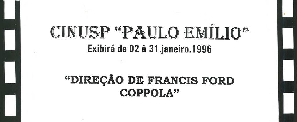 Direção de Francis Ford Coppola
