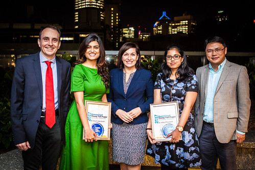 QUT's Young Tall Poppy finalists
