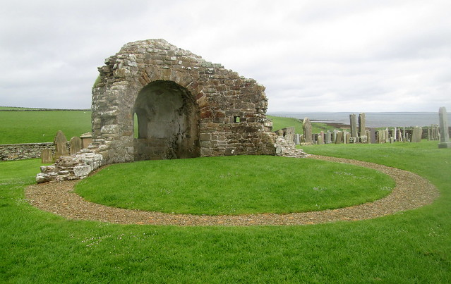 Round Church, Orphir, Orkney