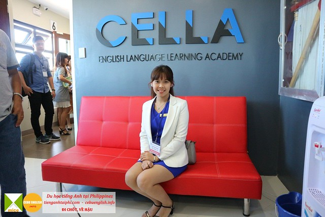 Trường CELLA, Cơ sở Uni - Cebu