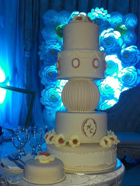 Cake by Paula Basa