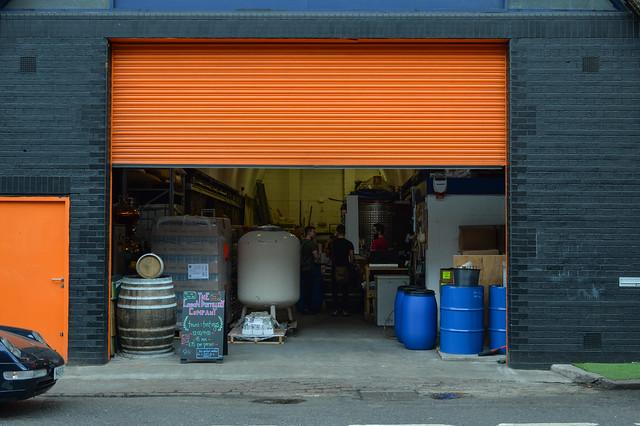 A Gin Shop, Nikon DF, AF Nikkor 50mm f/1.8