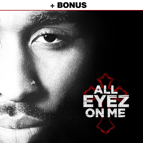 All Eyez On Me (plus Bonus Features)