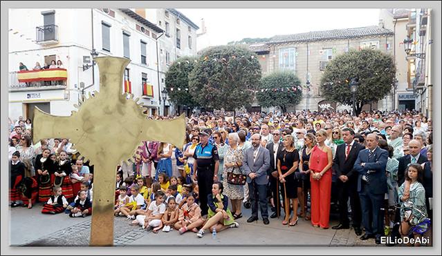 #BriviescaFiestas17 Procesión del Rosario  y Canto de la Salve (7)