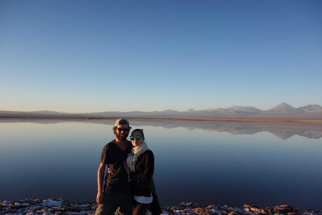 San Pedro Atacama - Laguna Tebequinche - Les Gros Sacs