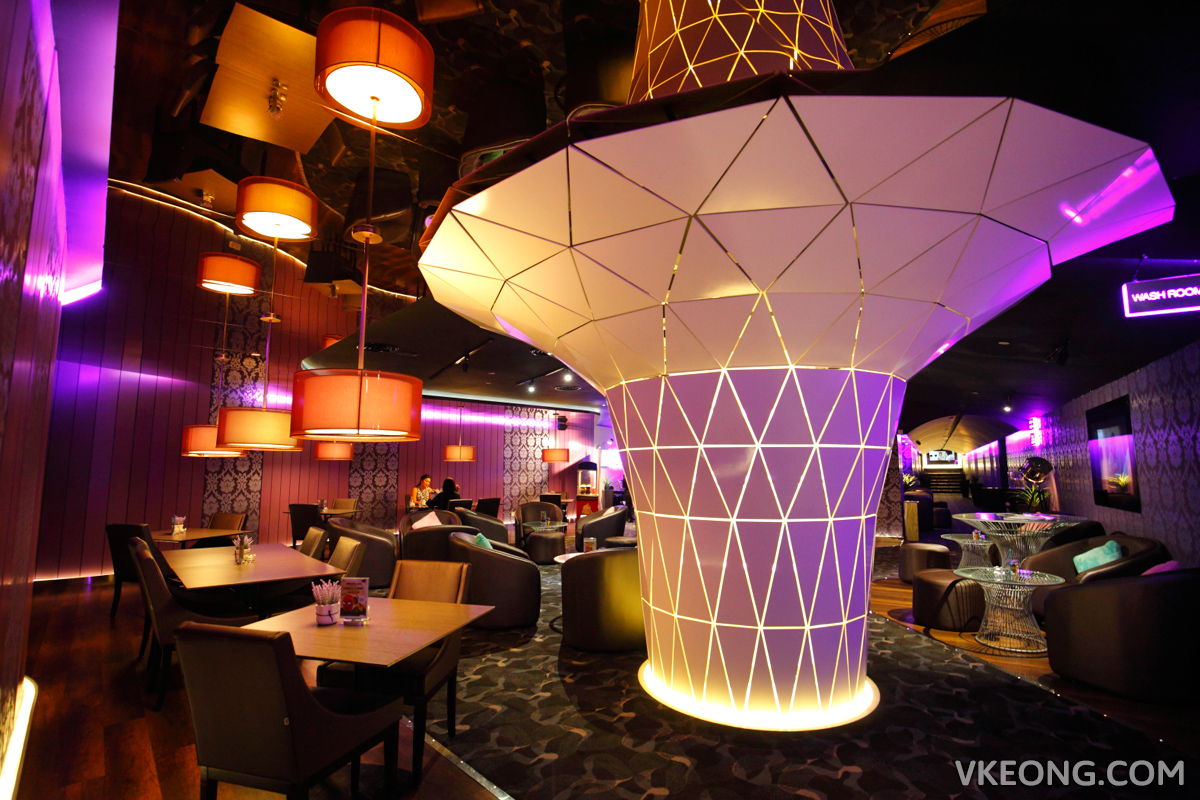 1 Utama TGV Indulge Restaurant