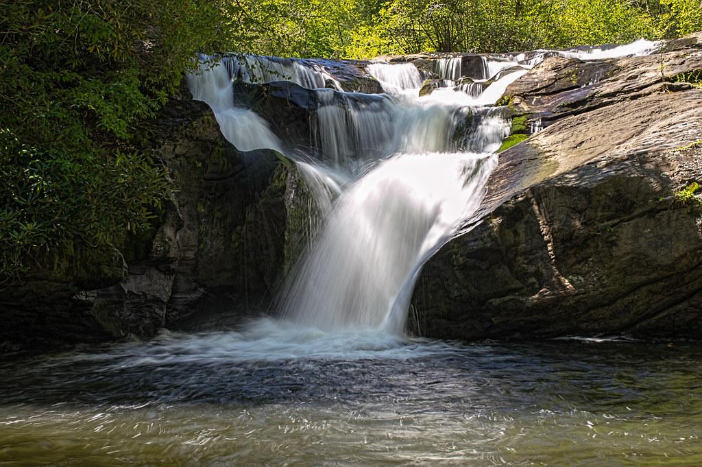Overflow Creek Falls