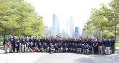 IADC Class 57 New York Academic Trip August 28 - September 1, 2017