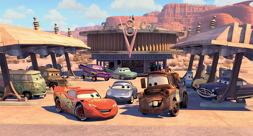 Cars - screenshot 9