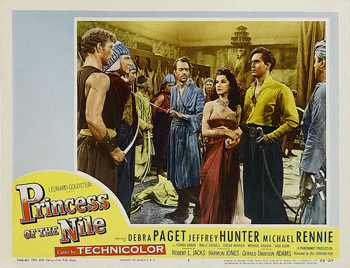 Princess of the Nile - lobbycard 4