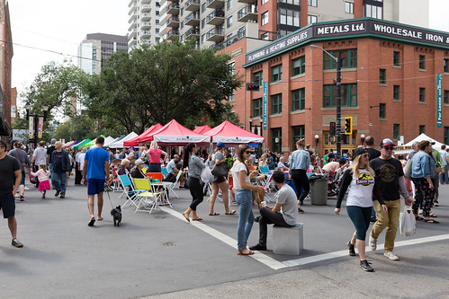 Alberta Food Tours: 104 Street Feast