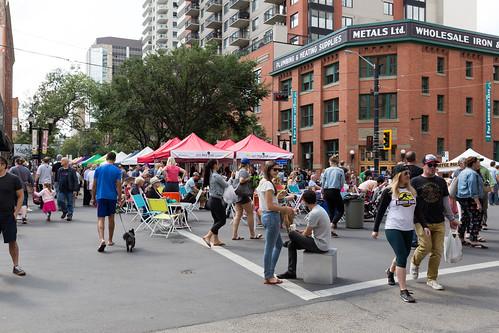 Alberta Food Tours: 104 Street Feast