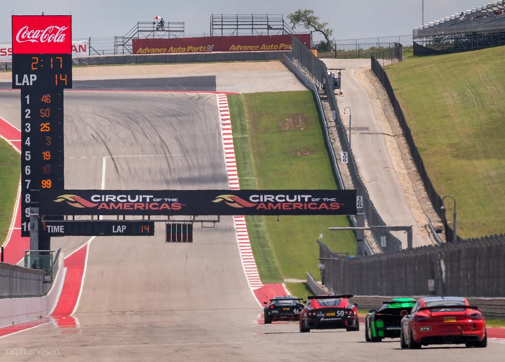 GTS / Pirelli World Challenge
