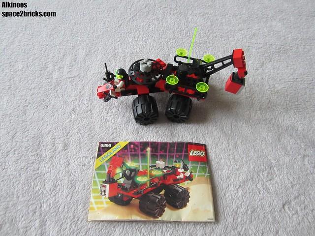 Lego 6896 Celestial Forager p15
