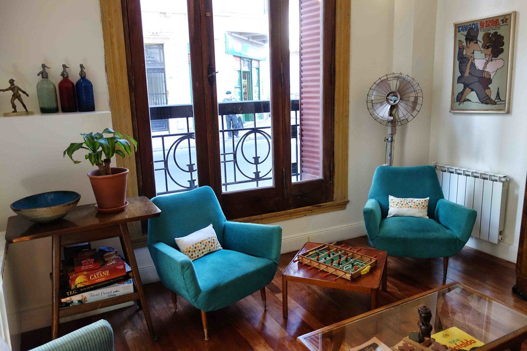 Buenos Aires - L'Adresse Hotel Boutique - Living Room 1