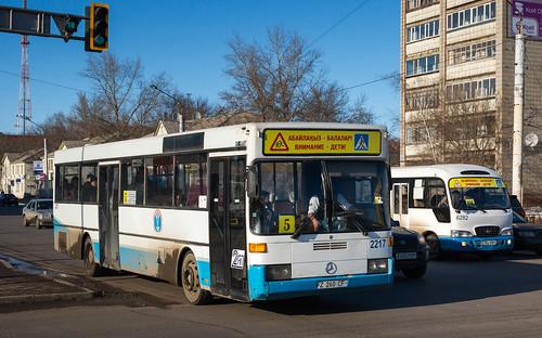 astanabus mercedeso405 астанинскийавтобус