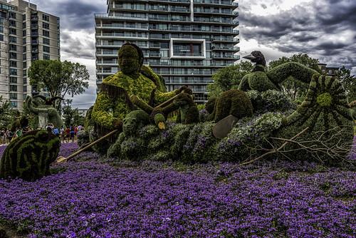 Canada 150 Flower Mosiacs 17