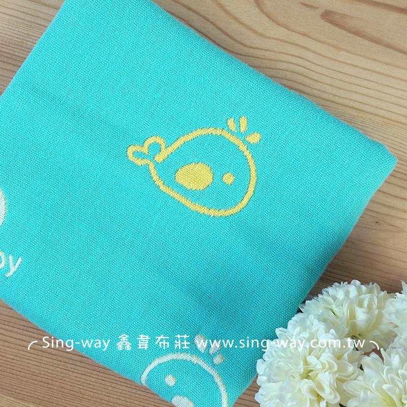 幫寶綠六層紗  嬰兒紗布衣 手帕 沐浴巾 毛巾 六重紗 雙面布料 CA2990002