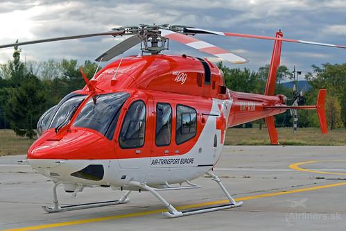 OM-ATM Air Transport Europe Bell 429