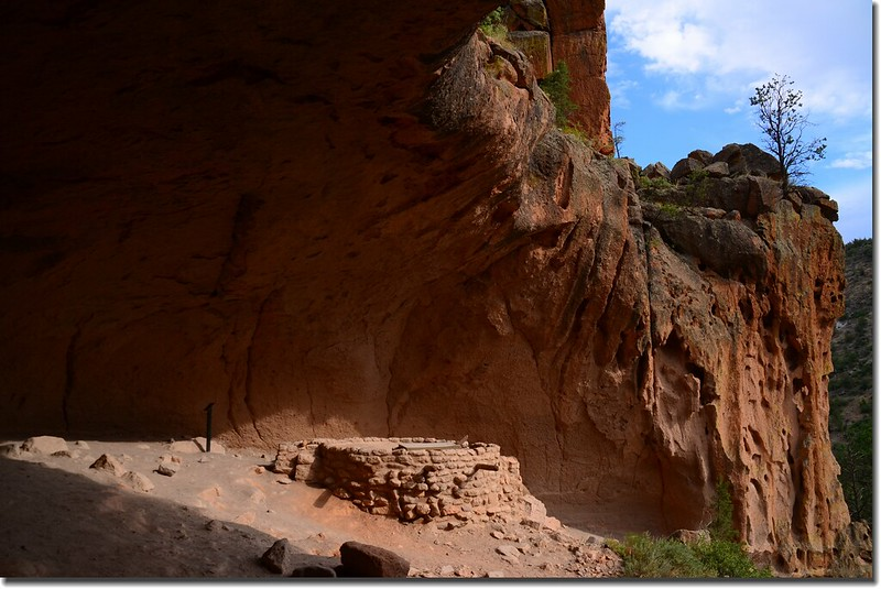 Alcove House, Bandelier National Monument (4)