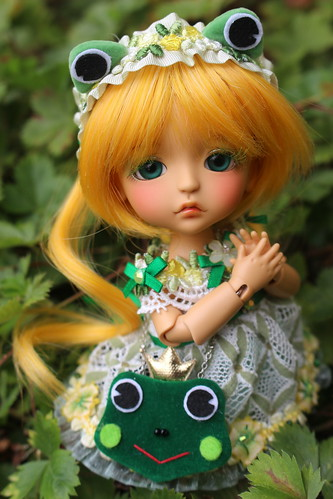 Secret Garden Froggy Version Lea