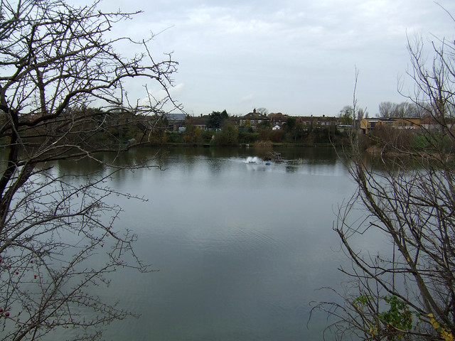 Lakes in Corringham