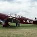 Percival P.3 Gull Six G-AERD Leicester East 5-7-80