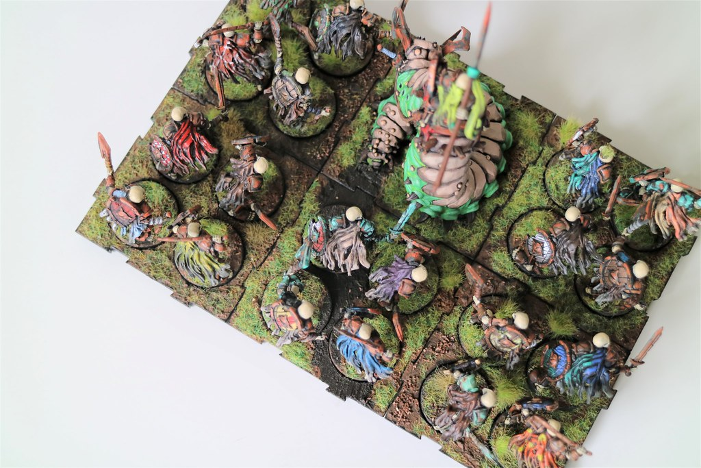 Runewars Miniatures Carrion Trench