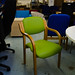 Meeting chair ex demo new E40